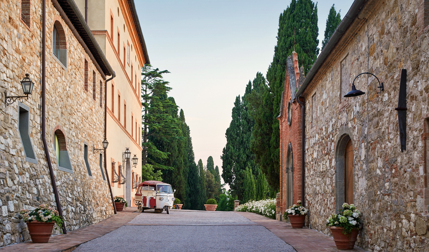Hop in for a Tuscan adventure