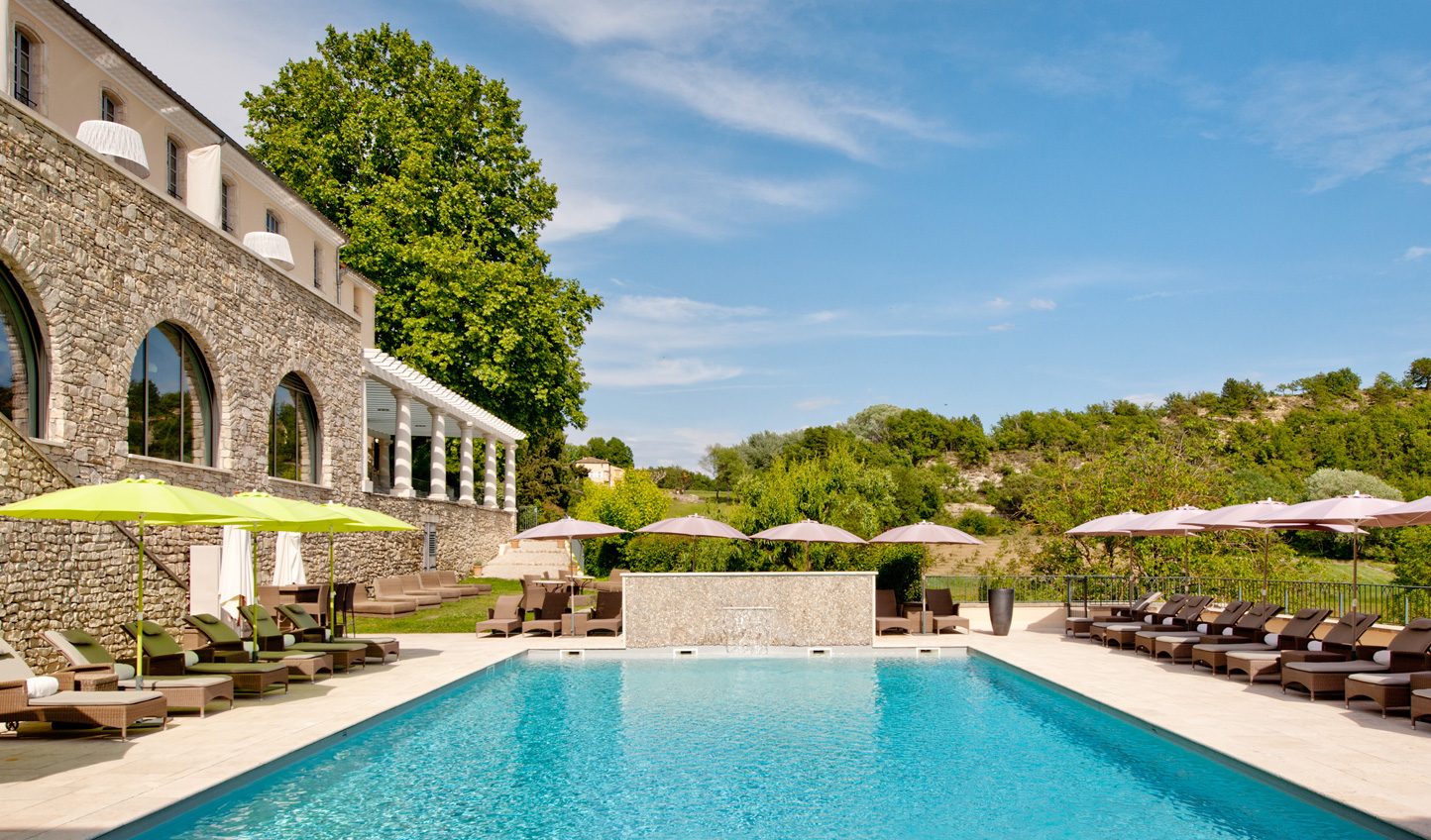 Soak up the summer sun in Provence at Couvent des Minimes