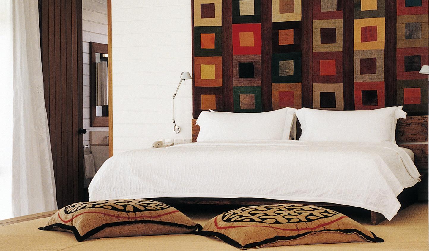 Slumber in Maldivian luxury