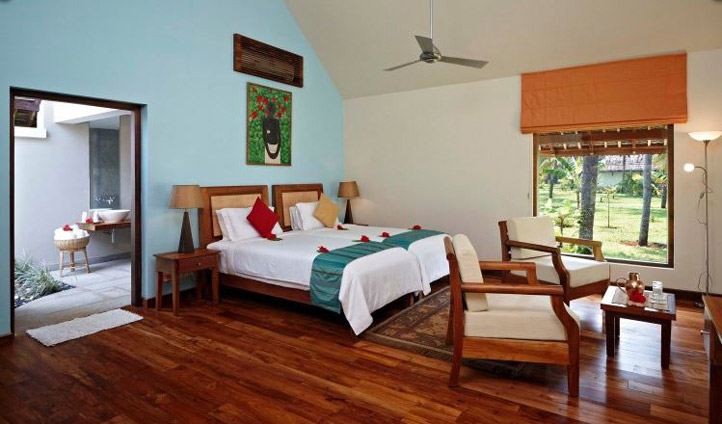 Your spacious room at Neeleshwar