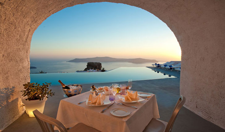 Perivolas Luxury Hotel Santorini Grecja