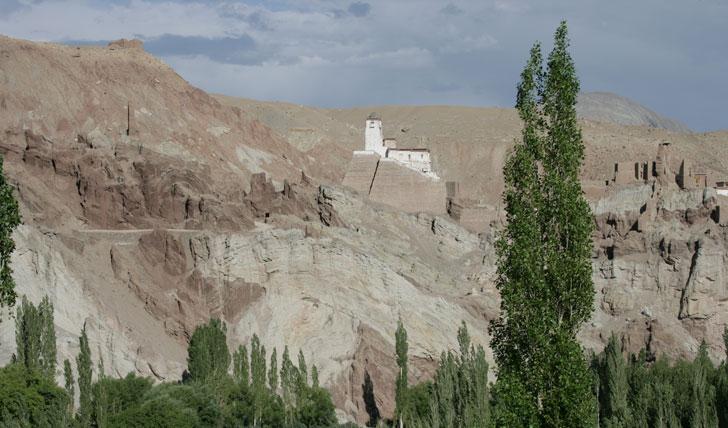Shakti Ladakh hills