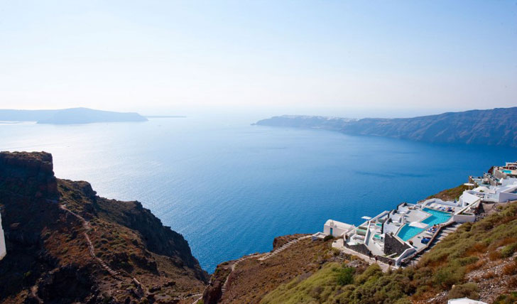 Luxury holiday | Grace Santorini | Greece