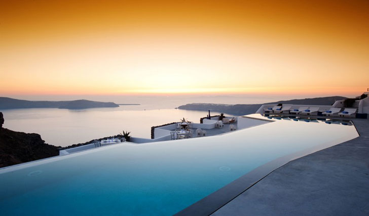 Luxury resort | Grace santorini