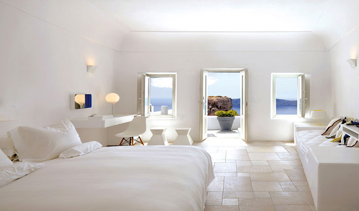 Luxury Suite | Grace Santorini