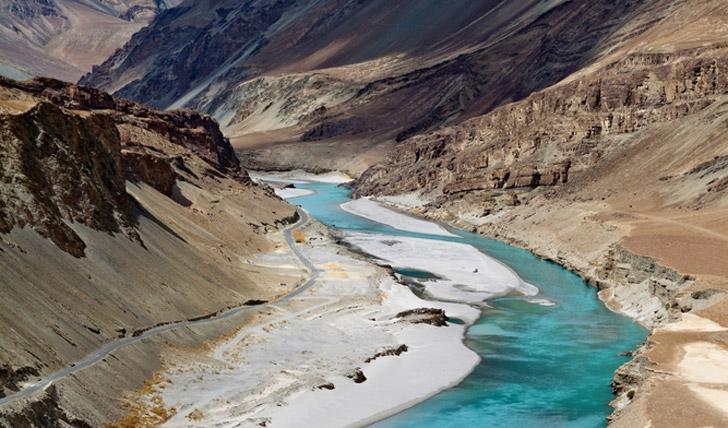 Stunning landscapes of Ladakh