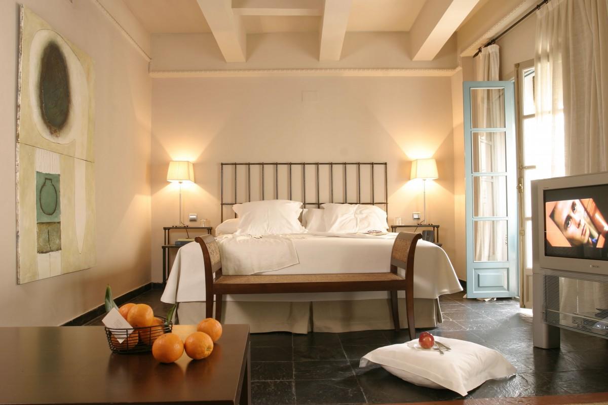 Hospes seville boutique hotel - Hospes las casas del rey de baeza ...