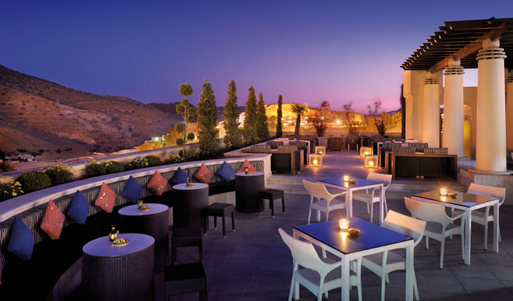 Stay at the Mövenpick Petra Resort