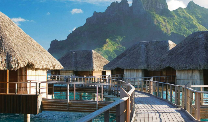 Four Seasons Bora Bora | Luxury resort