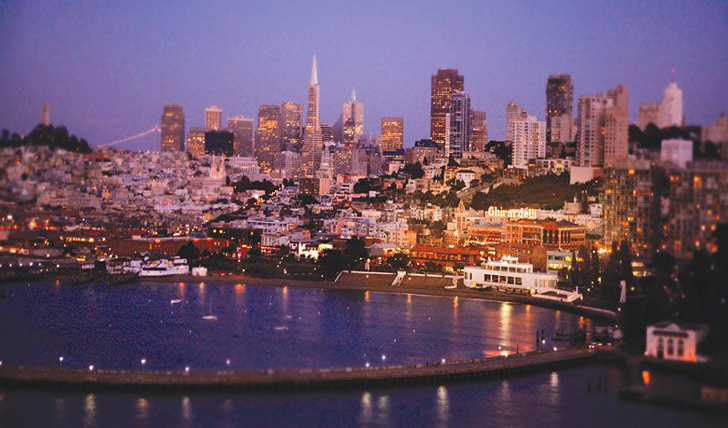 Luxury holiday | San Francisco