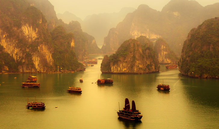 Image result for ha long bay life