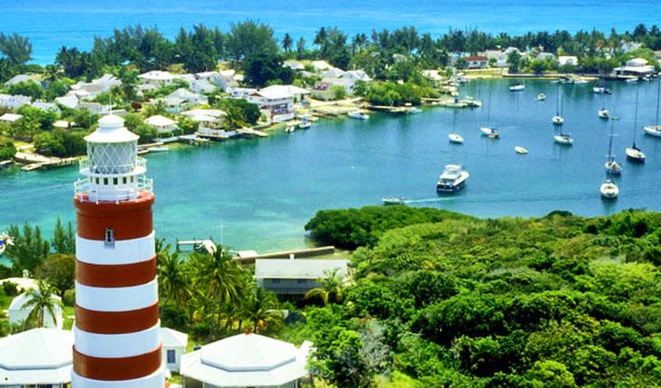 Bahamas sailing with Black Tomato