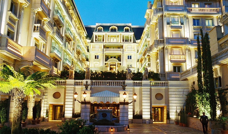 High luxury hotel | The Metropole | Monaco