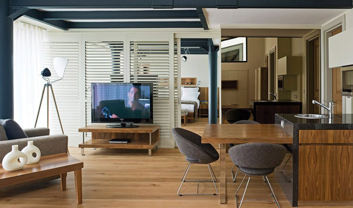 Your suite at Tomtom Istanbul