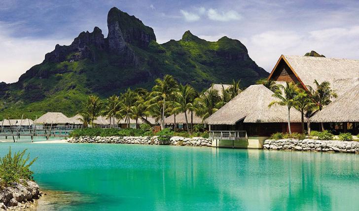 Luxury holiday | Bora Bora