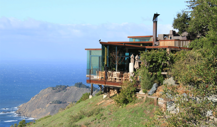 Luxury hotel | Big Sur | California