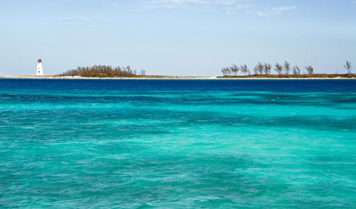 Bahamas seas Black Tomato