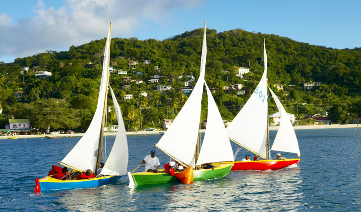 Sailing holidays in Grenada