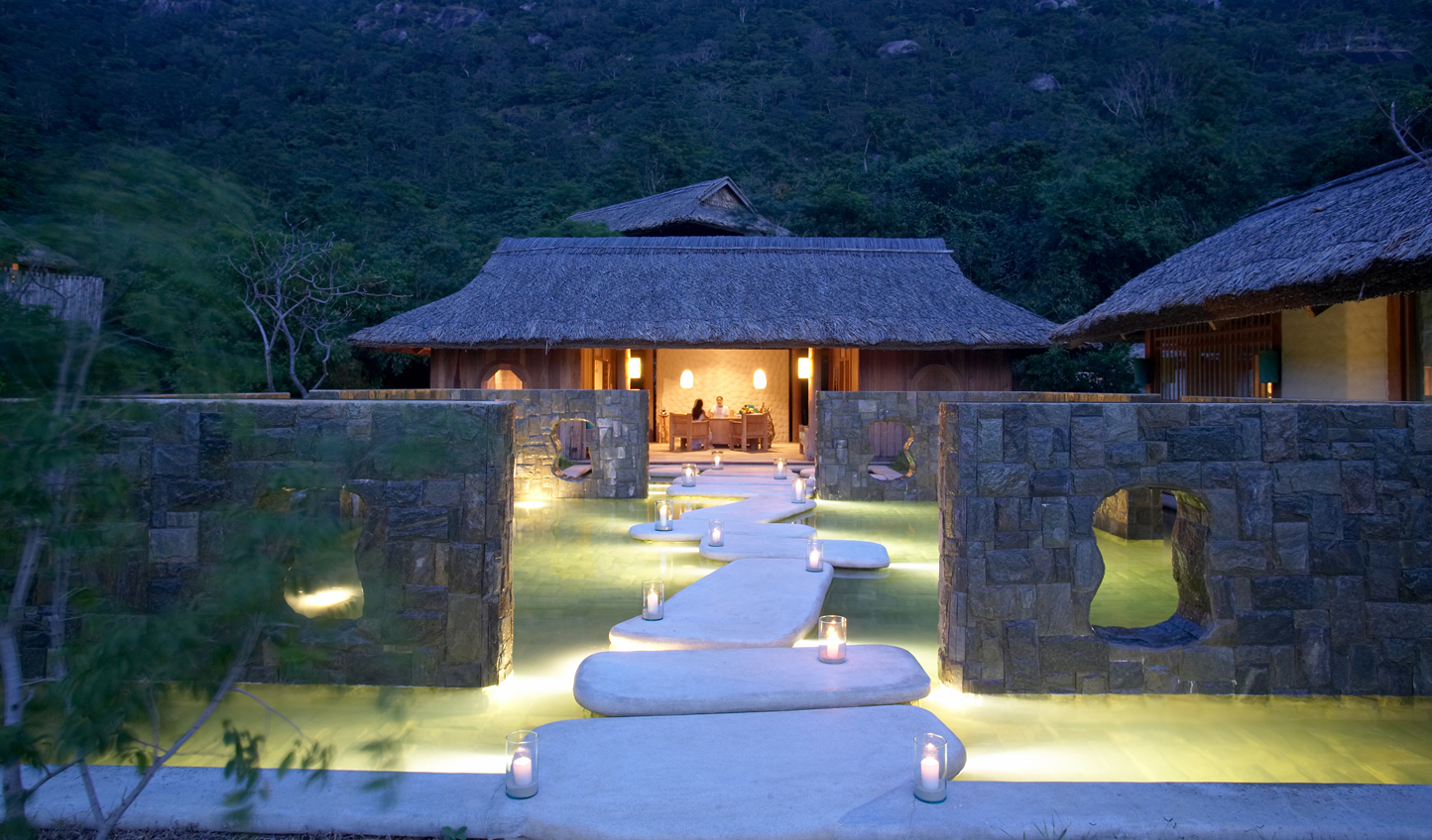 Hideaway in the spa