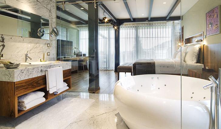 Spacious suites in Istanbul