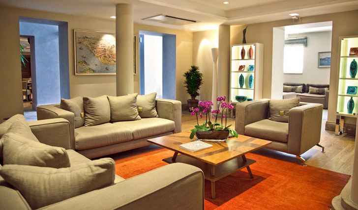 Your suite living space