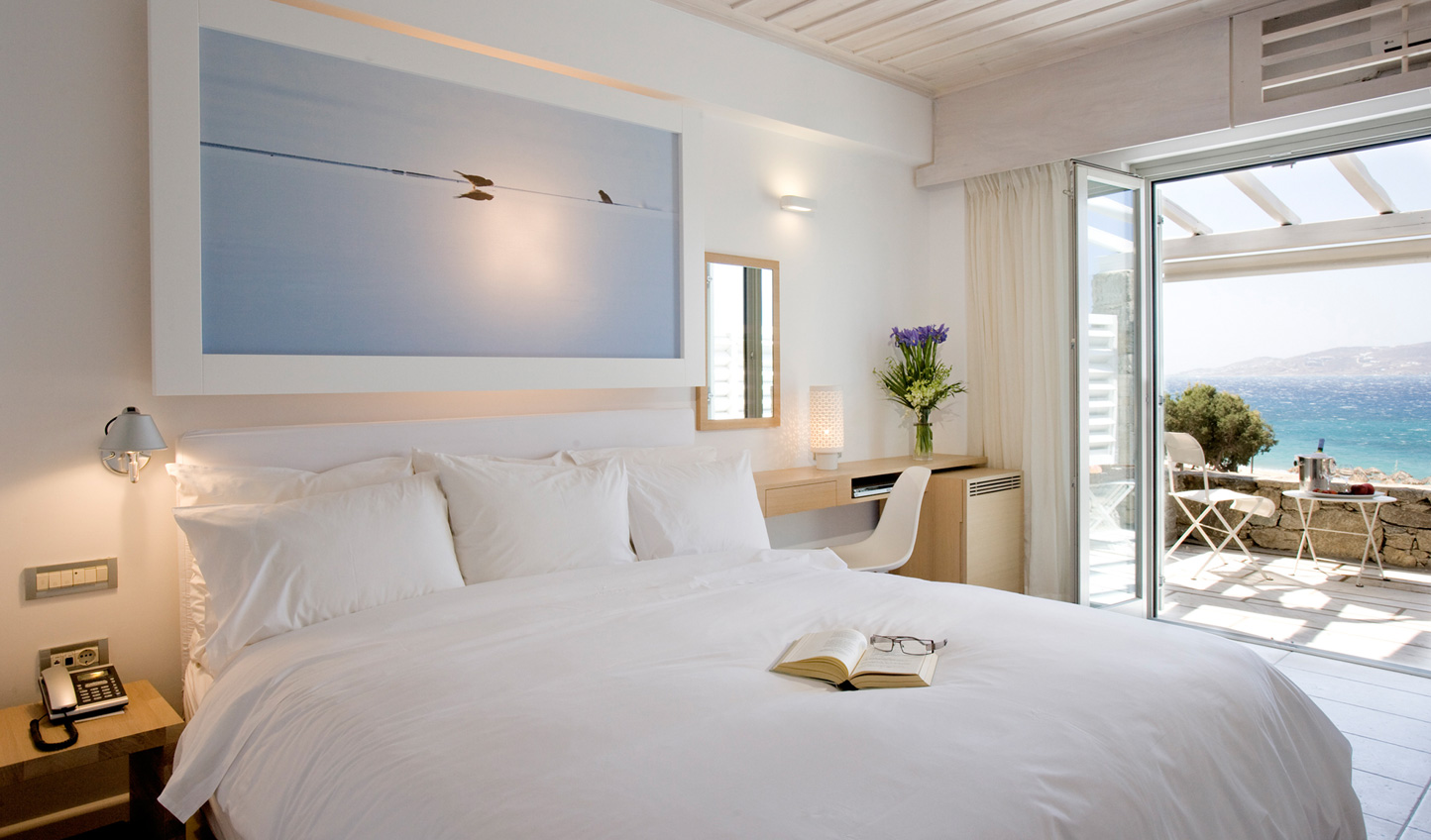 From your stylish room, step out onto a private balcony