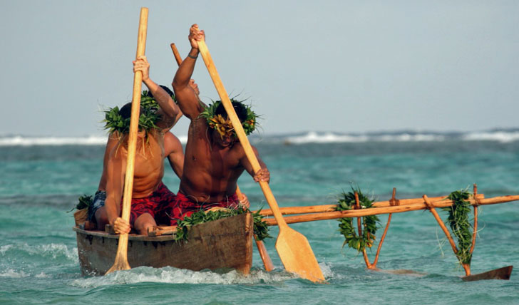 Hit the waves with the locals in the Cook Islands