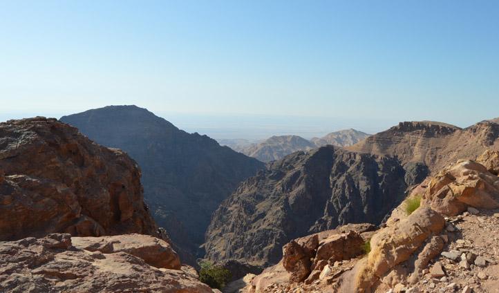 Take in the inspiring mountaintop views