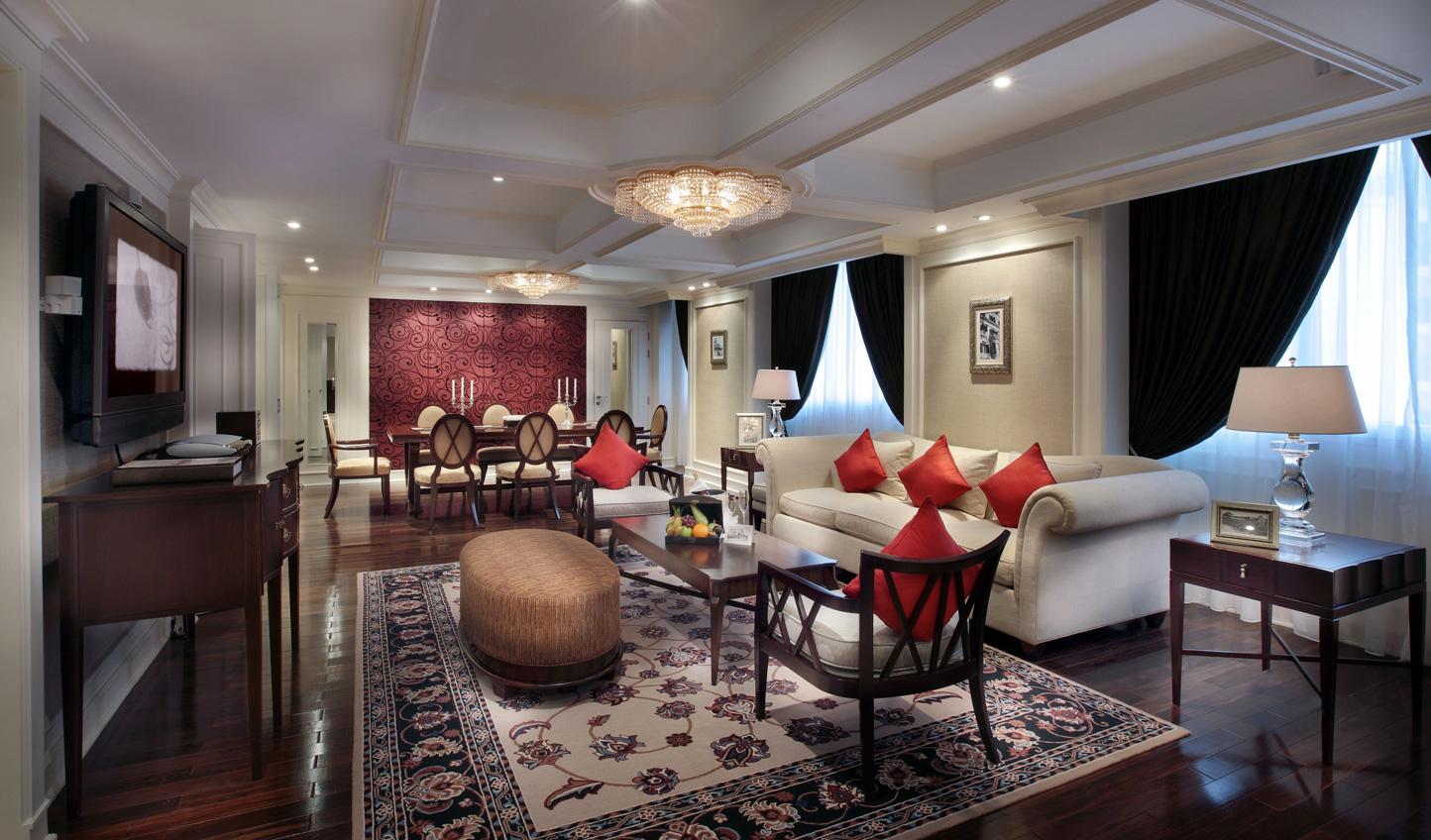 Unwind in the utmost comfort in your suite
