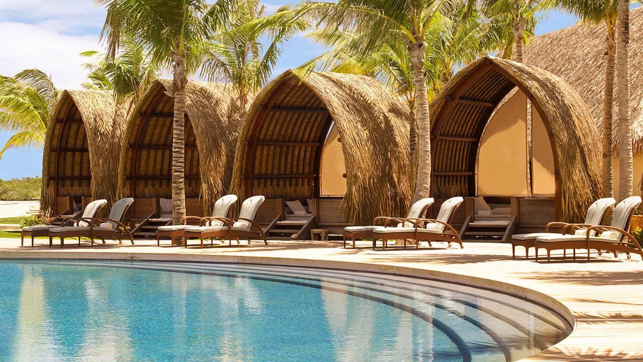 Hotel Four Seasons Bora Bora - Bora Bora