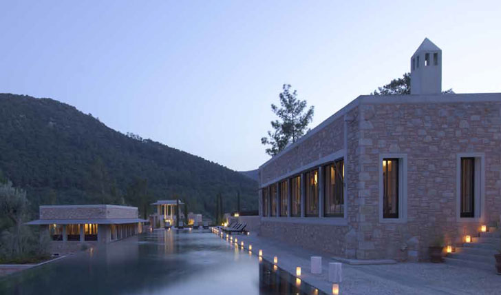 Amanruya | Luxury resort | Turkey