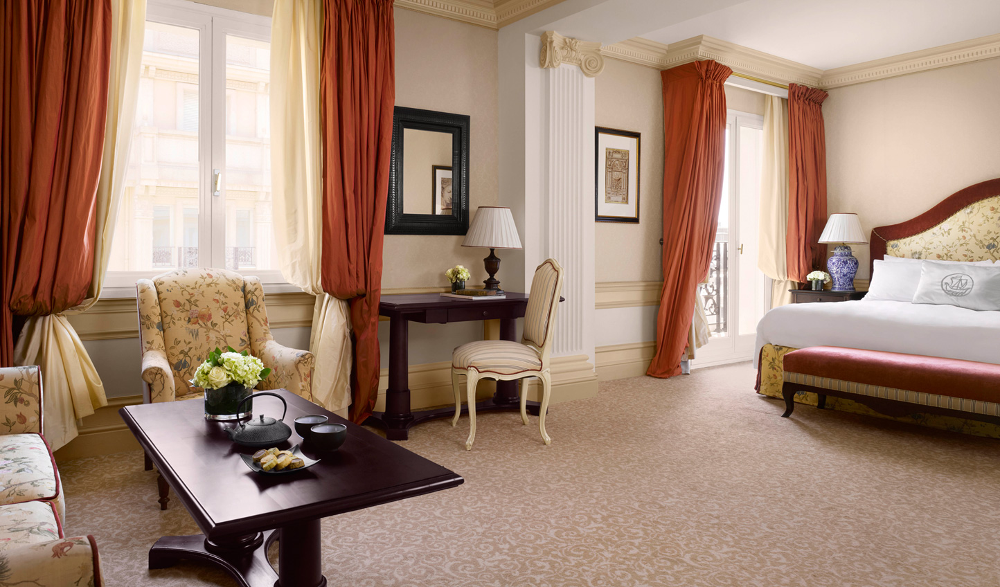Relax in the comfort of your Junior Suite