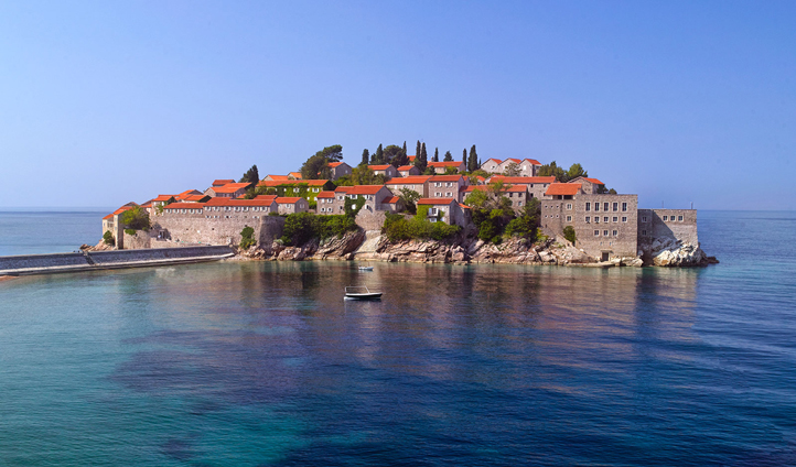 Your exclusive escape to Aman Sveti Stefan