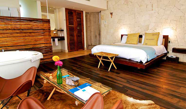 Your suite at Be Tulum