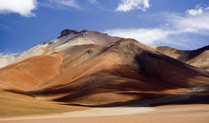The surprising colour of Bolivia's Altiplano