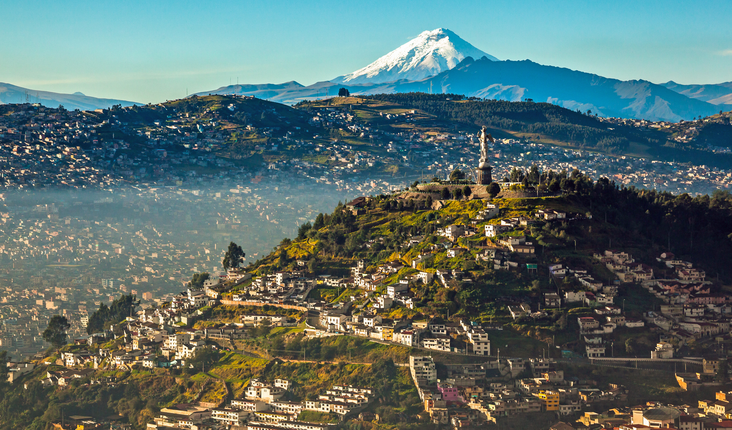 Quito - a lively and lovely South American city