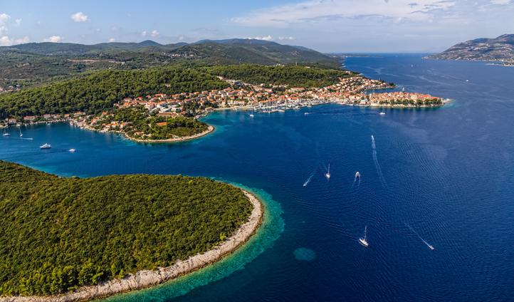 Explore Croatia's coastline
