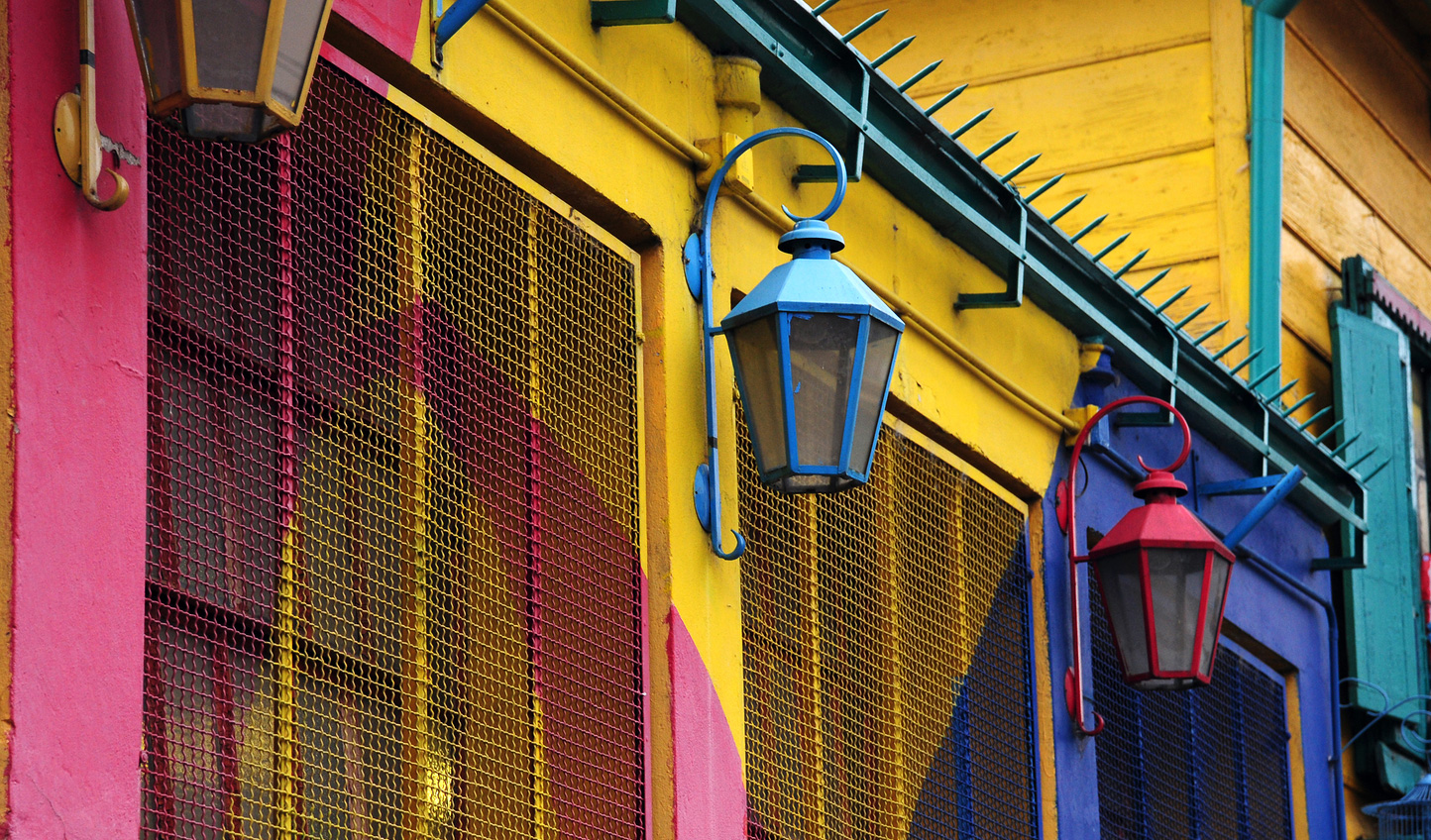 Culture with a dash of colour in La Boca
