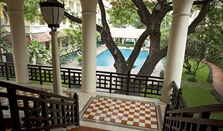 Le Royal, Cambodia
