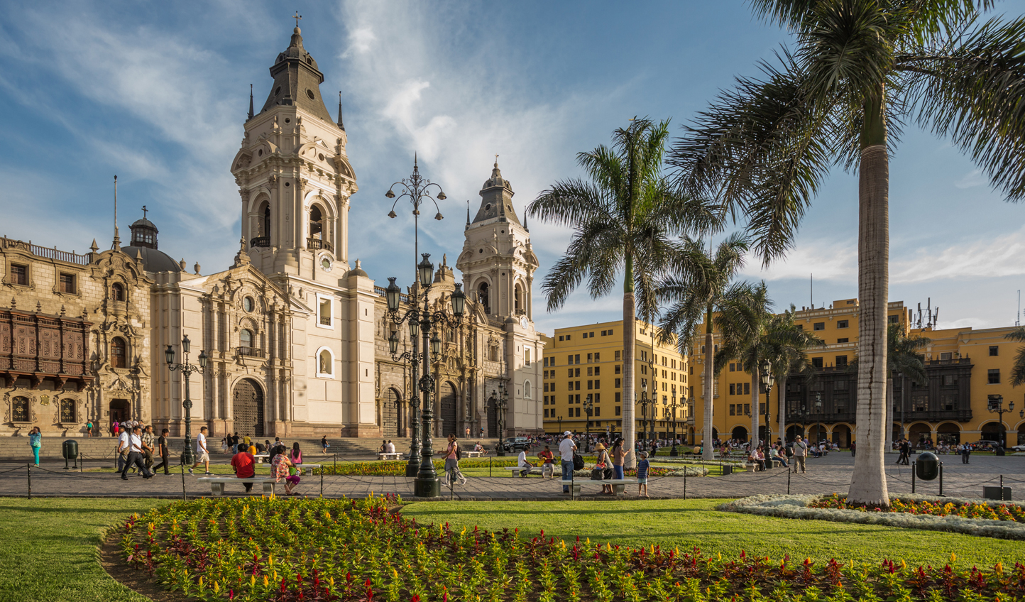 Stroll through Lima