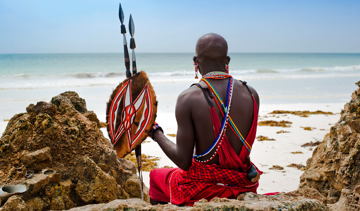 Blend Maasai culture with coastal relaxation