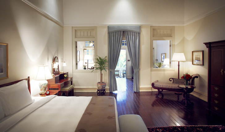 Get your shut eye in this luxury suite