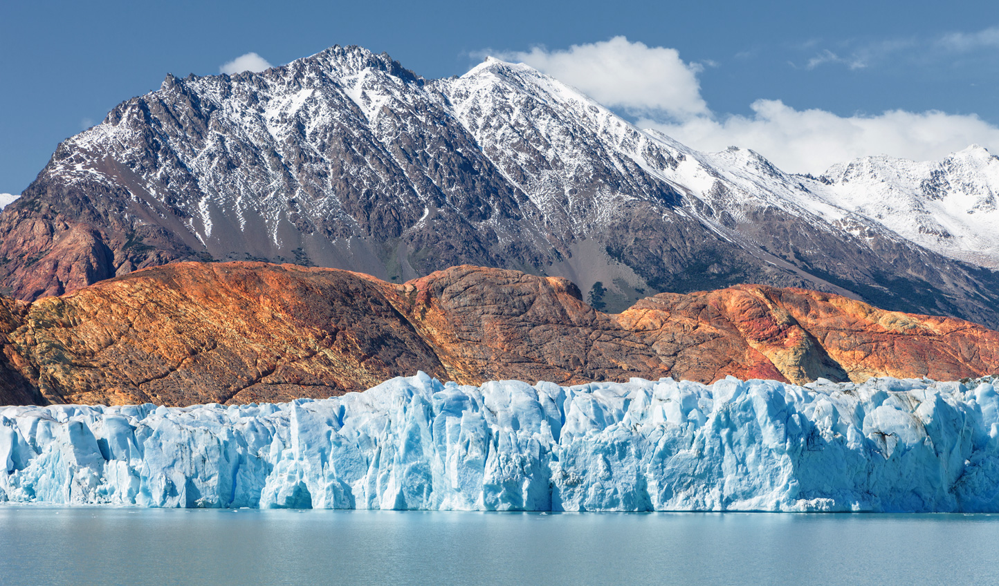 From the colourful streets of La Boca to the colourful landscapes of Patagonia