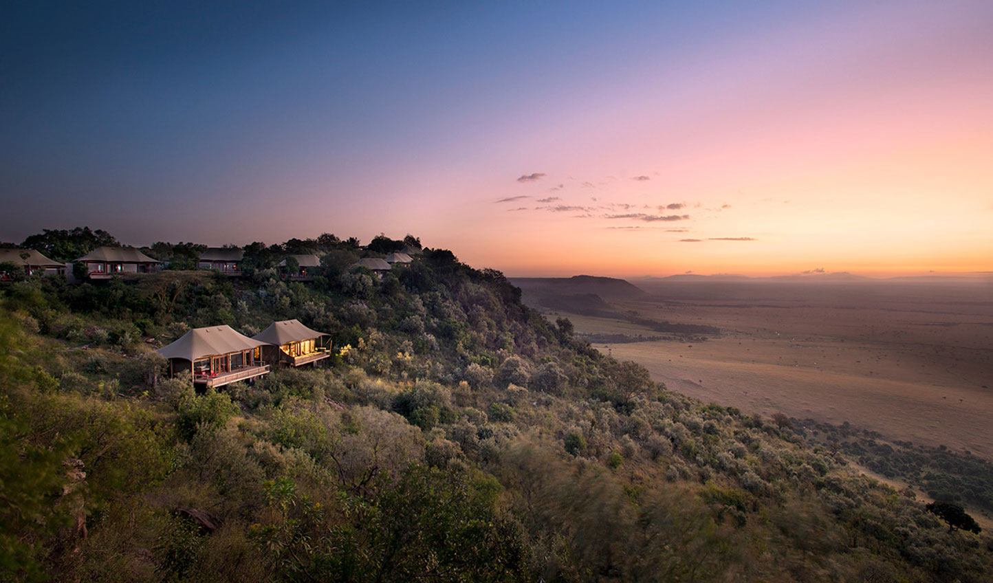 Your very own Out of Africa experience