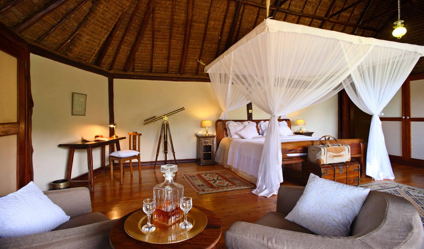 Saruni Mara makes for one luxurious outpost on a Kenyan safari