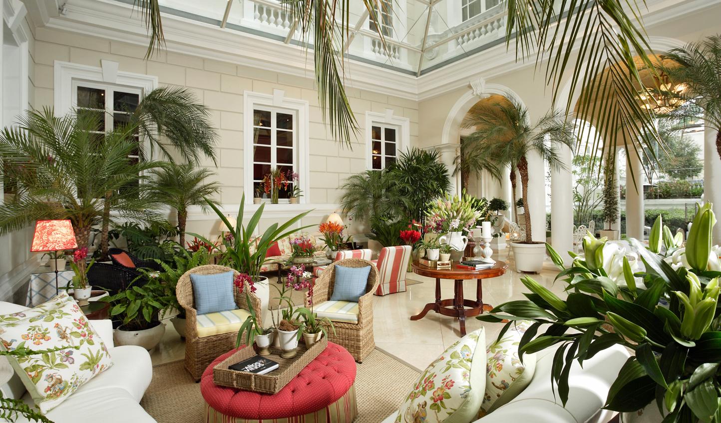 Your oasis at Casa Gangotena