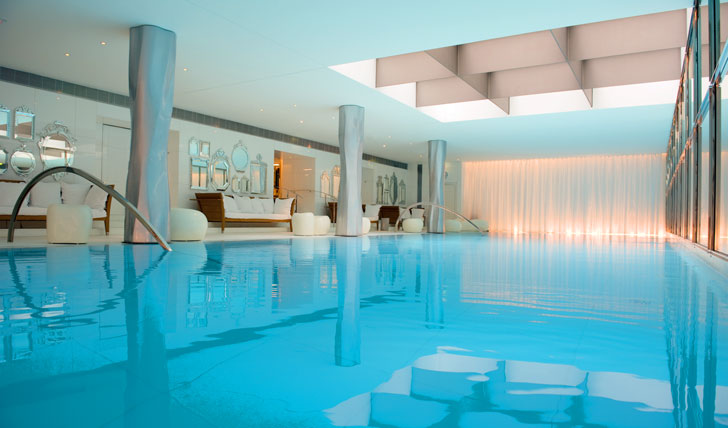Luxury spa holidays in Paris