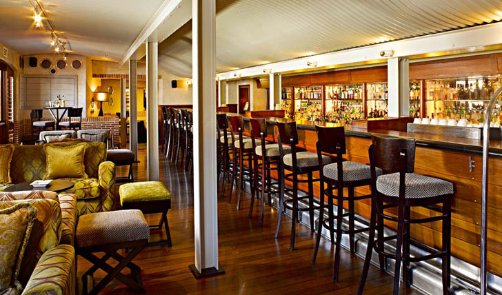 Bascule Whisky and Wine Bar at Cape Grace in Cape Town, South Africa