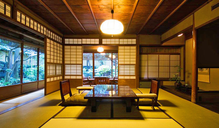 Hiiragiya ryokan luxury kyoto hotel black tomato for Design hotel kyoto