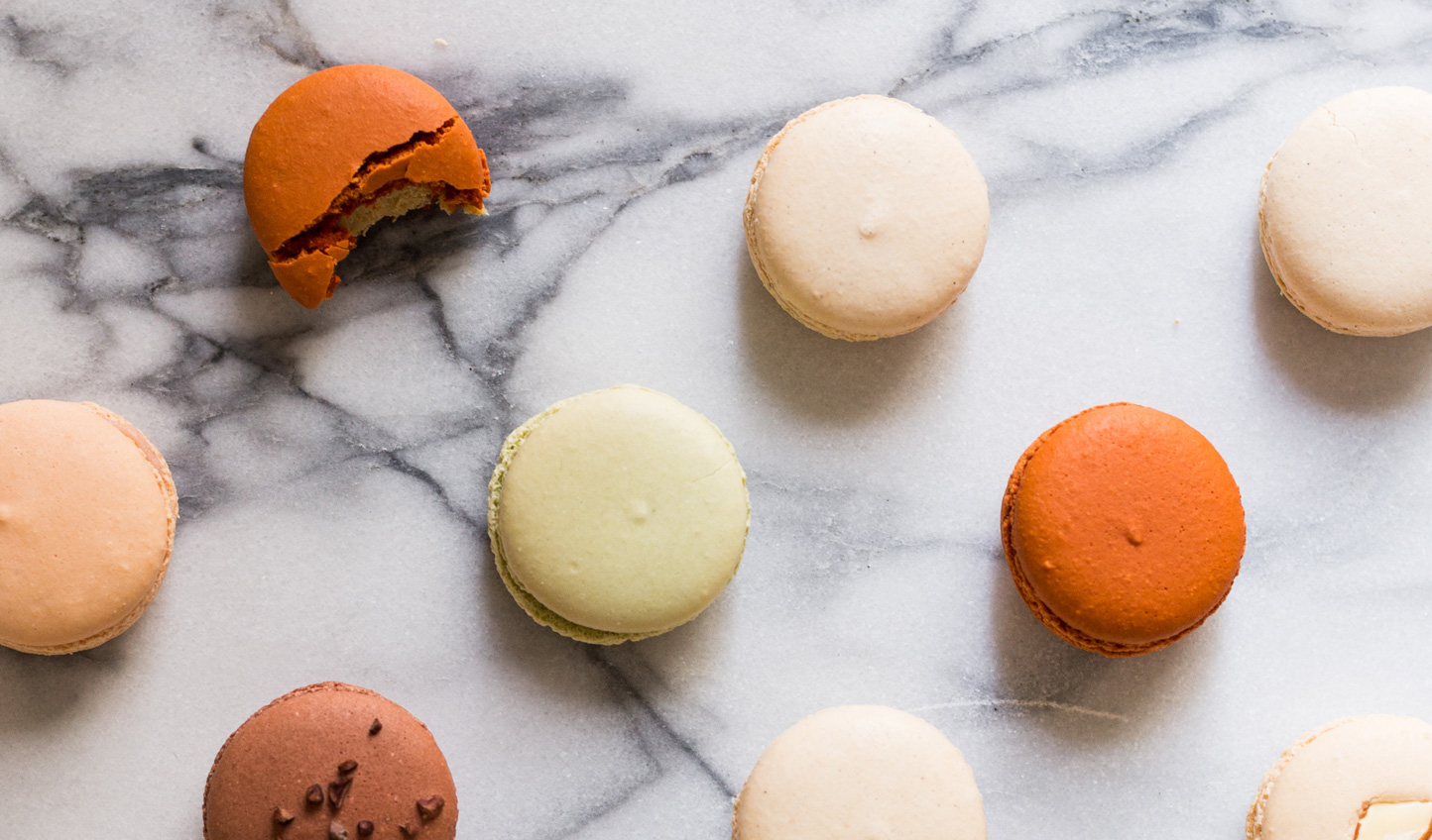 Indulge in a spot of patisserie